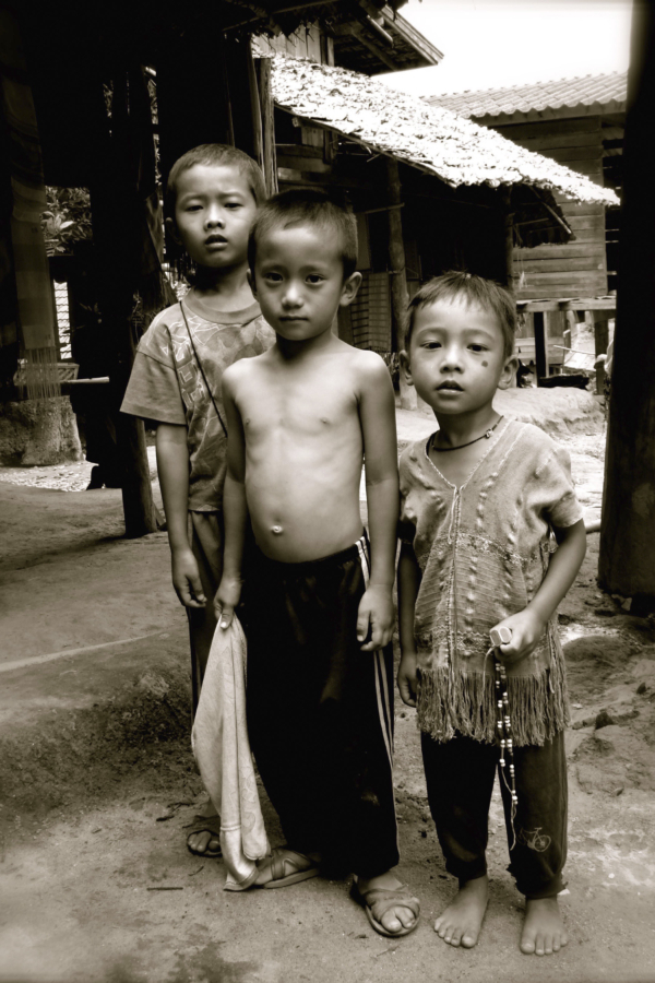 5_Three_Looks_Chiang_Mai_Thailand_2007