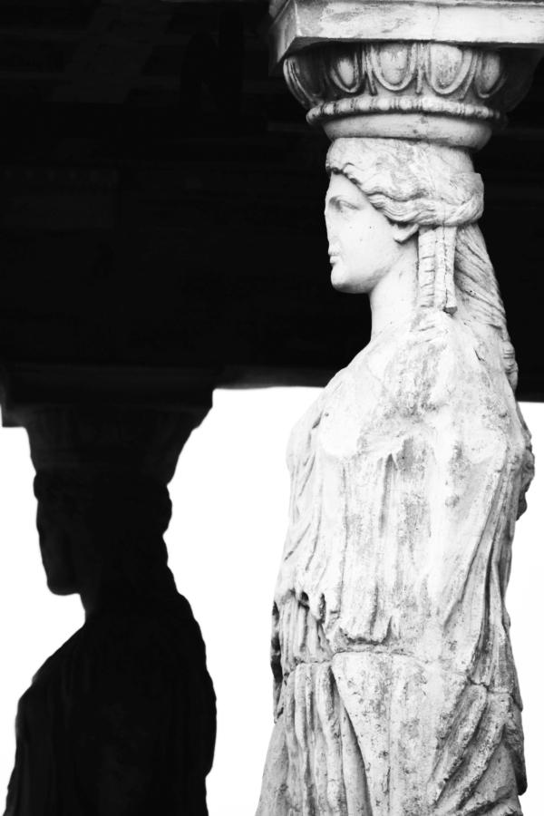 7_Caryatids_of_Erectheion_Athens_Greece_2014